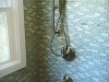 Shower tiling