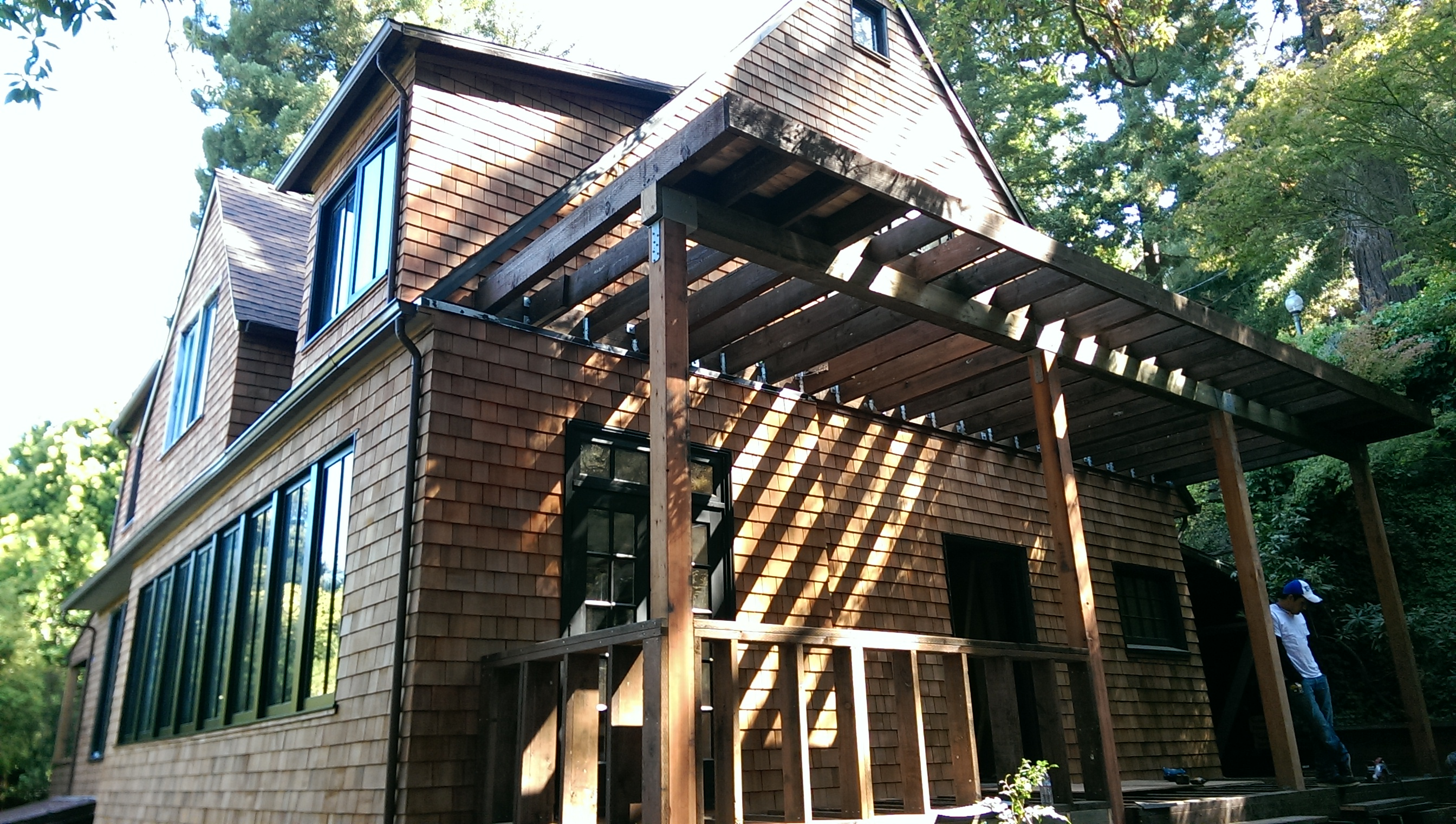 decks, houses, restoration
